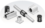 Linear Bearings, Guide Blocks & Slides