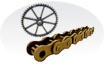 Roller Chain, Sprockets and Roller Chain Accessories