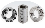 Shaft Collars, Couplings & Keyless Locking Assemblies